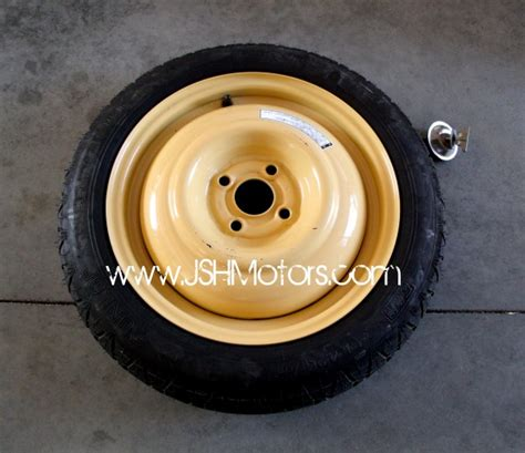 Sparepart Honda Tirev jdm 92 95 civic eg6 sir spare tire