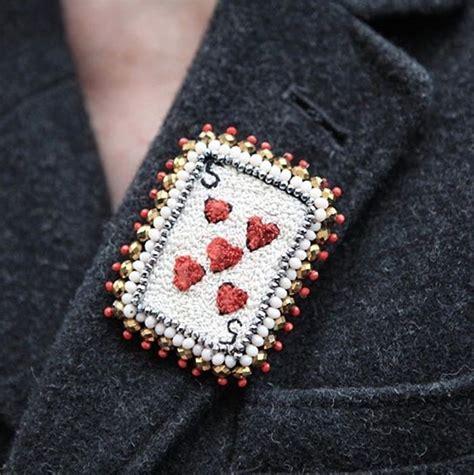design sponge embroidery instagram embroidered jewelry by c 233 leste mogador d 233 coration de la