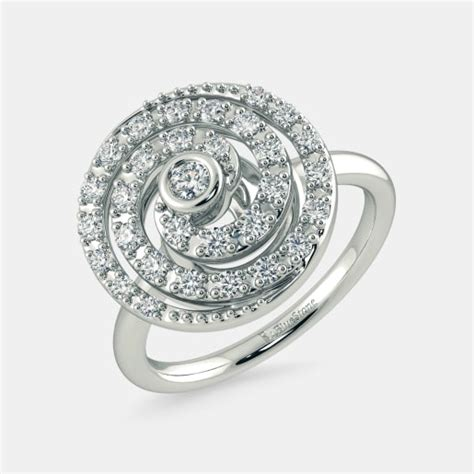 grand buy white gold ring