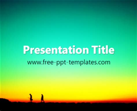 free templates for powerpoint journey journey ppt template