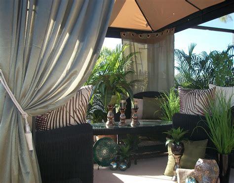 gazebo drapes patio pizazz outdoor gazebo drapes