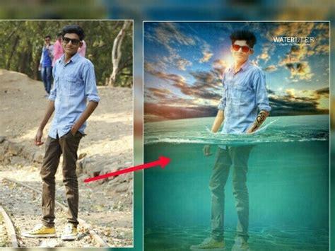 picsart fantasy tutorial fantasy under water picsart manipulation tutorial