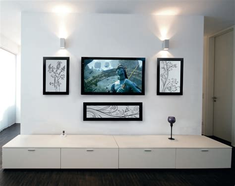 new soundframe in wall or on wall speakers by monitor