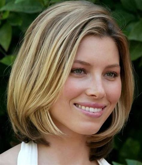 jessica biel hairstyles 25 beautiful medium bob haircuts you gotta check out right now