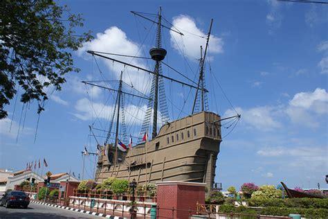 maritime museum melaka malaysia tourist travel guide