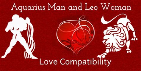 aquarius man and leo woman in bed aquarius man and leo woman love compatibility