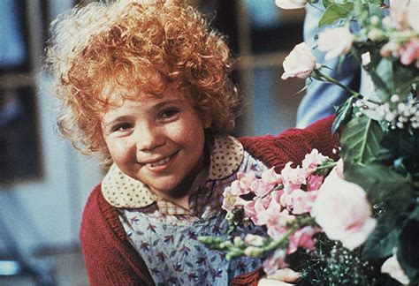 film orphan flowers annie actress aileen quinn pictured now