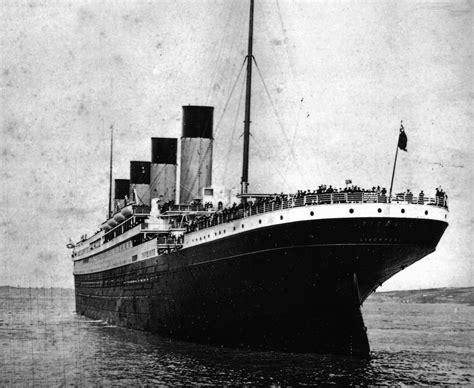 pictures of the titanic aboard the titanic the casemate blog