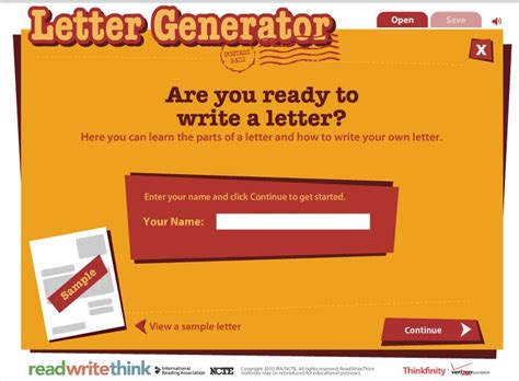 Business Letter Generator a letter generator with proper formatting http www