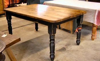Restain Dining Table Tables Farmhouse Table And Distressed Dining Tables On Pinterest