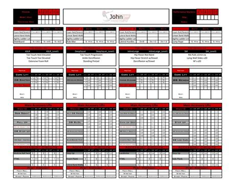 workout tracking sheet best 25 workout sheets ideas on