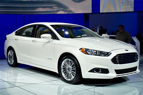 Ford Fusion 2016 by 2016 Ford Fusion Pictures Information And Specs Auto