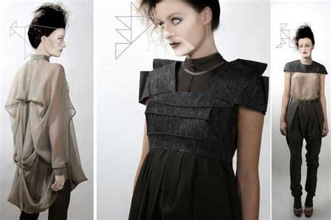 Kalung Fashion Geometry Shape Design geometric inspired fashion futuristic polyhedron style shapes and designs