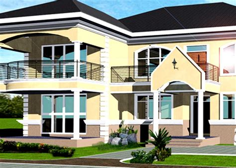 luxury house plans for nigeria all africa