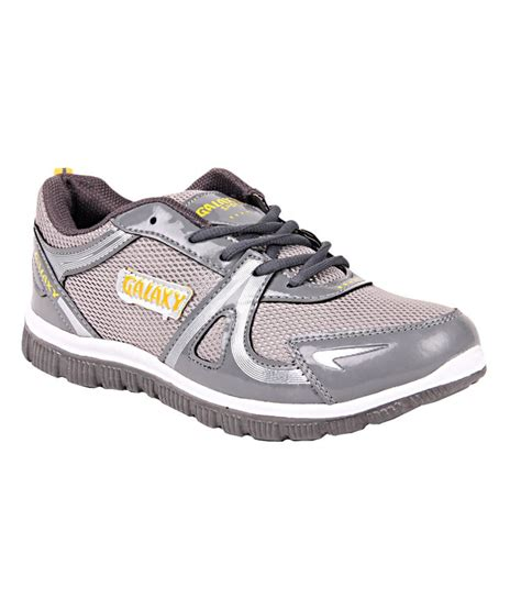 galaxy sports shoes galaxy gray sport shoes price in india buy galaxy gray