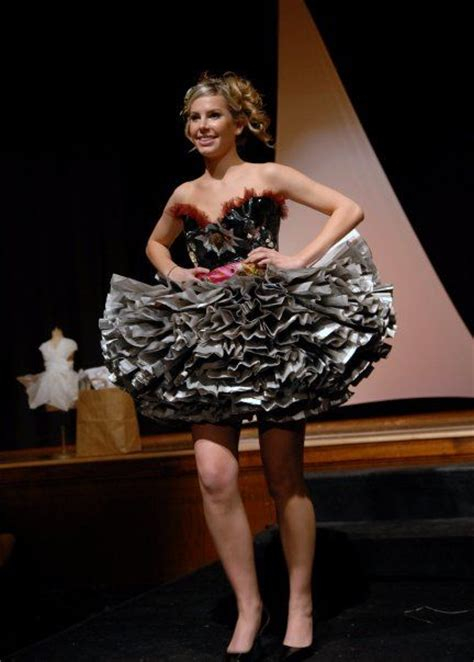Outens Plight To Make Recycling Fashionable by 17 Best Images About Recycled Fashion On