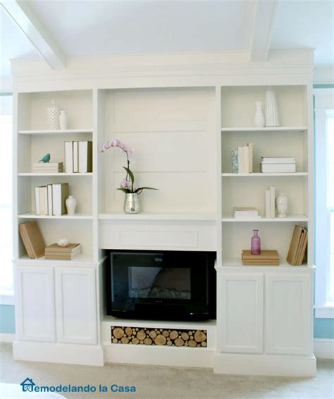 turn fireplace into bookshelf ana white bookcase built ins with fireplace insert