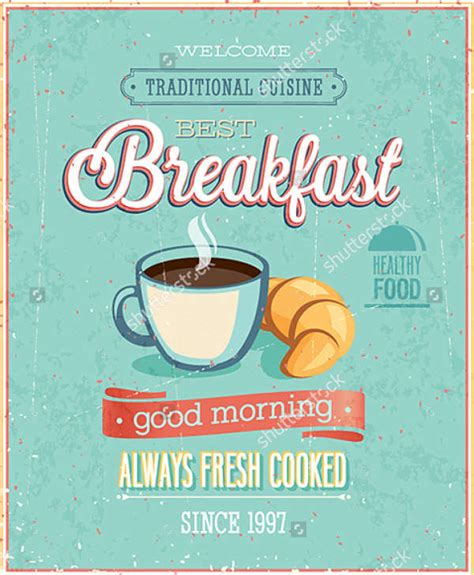 Breakfast Flyer Template 10 Restaurant Flyers Free Psd Eps Vector Ai Format Download Free Premium Templates