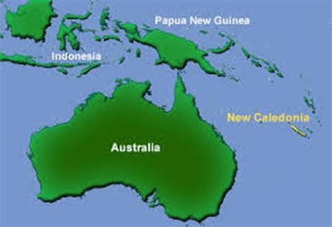 new caledonia world map 10 interesting new caledonia facts my interesting facts