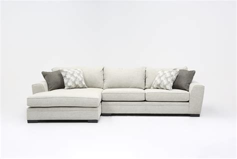 large chaise sectional delano 2 piece sectional w laf oversized chaise living