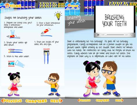 Note Book Hello Dentist your child can t skip school anymore with this app