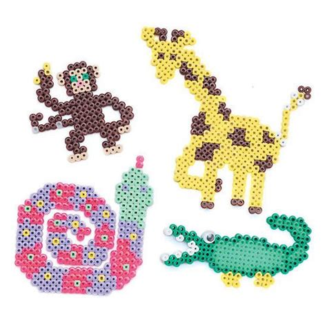 hama animals animals hama perler knutselen motifs