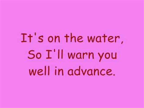 phineas and ferb boat phineas and ferb boat of romance lyrics hq youtube