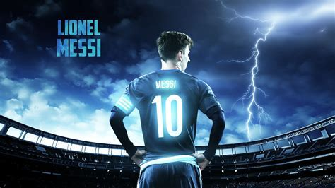 Leo Messi, HD Sports, 4k Wallpapers, Images, Backgrounds