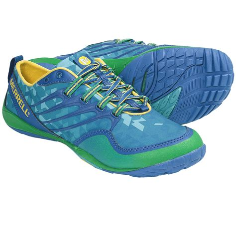 barefoot running shoes for merrell barefoot trail lithe glove running shoes