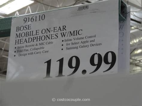 Bose Mobile On Ear Headphones