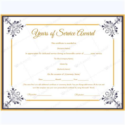 outstanding volunteer certificate templates best 10 templates