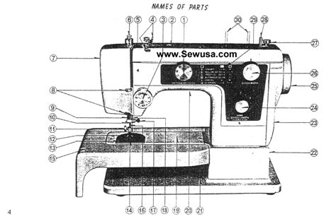 new home model 630 640 sewing machine manual