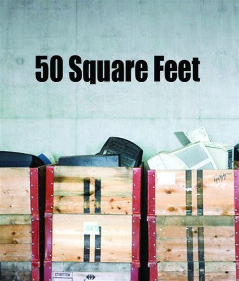 50 square feet 50 sqft annual plan barclay self storage