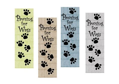 printable bookmarks of dogs the gallery for gt cutting yourself quotes