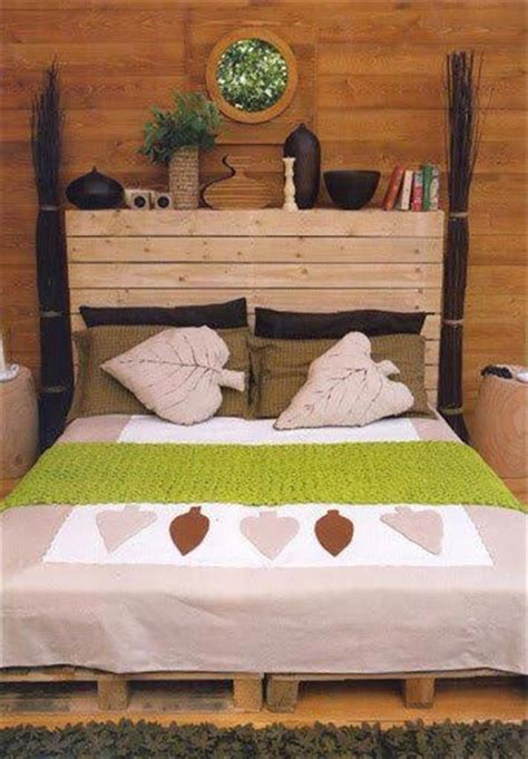 Beds Made Out Of Pallets by 10 Diy Beds Made Out Of Pallets Wooden Pallet Furniture