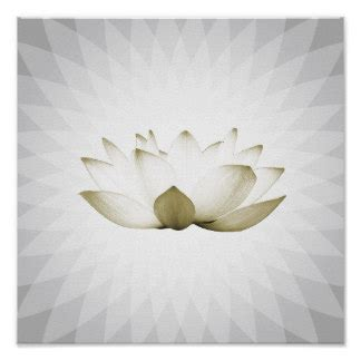 white lotus therapy fitness instructor posters zazzle co uk