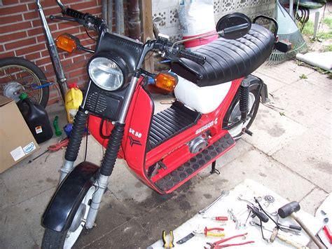 Fahrradtacho An Motorrad Bauen by Simson Sr 50 Biete Motorrad