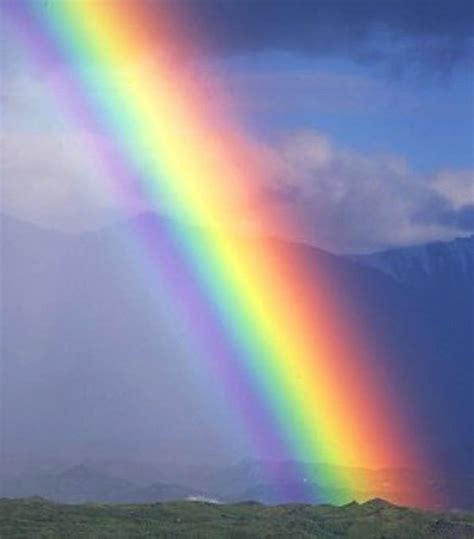 what is the real color of the sky 76 best real rainbows images on rainbows