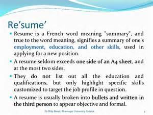 sle resume bio data what is the difference between cv and a resume