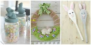 easter decorating ideas 30 diy easter decorations from easter