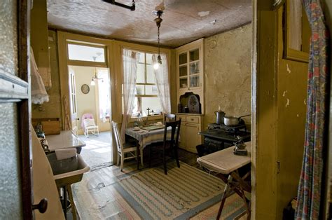 East Side Apartment In A Hurry Lower East Side Tenement Museum Times Touch Tour