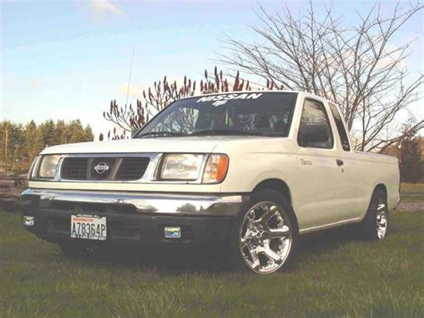 2000 nissan frontier lowered another bipbap 1999 nissan frontier regular cab post