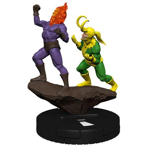 marvel heroclix avengers defenders war pre release heroclix