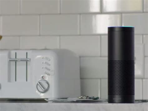 new smart home devices we tried the echo amazon s new smart home assistant