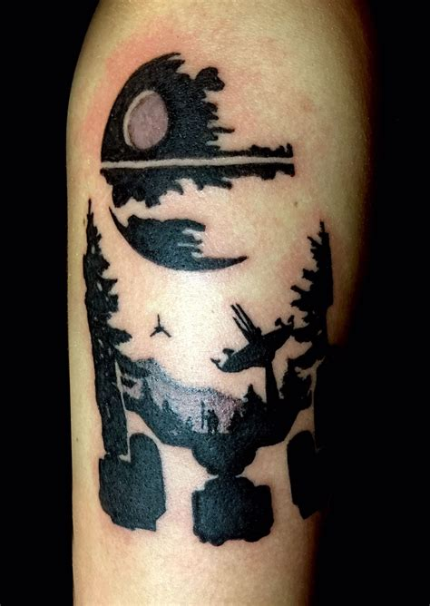 simple star wars tattoos collection of 25 wars
