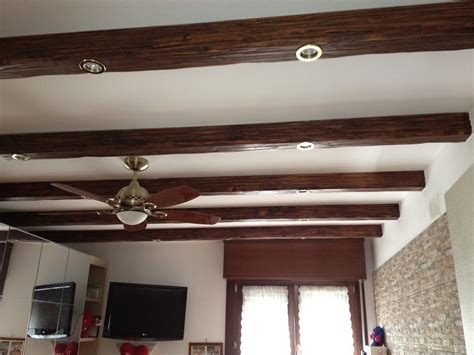 travi finte per soffitto lade a sospensione leroy merlin con finte travi in