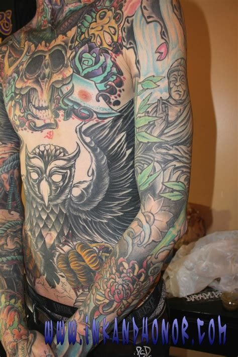 mitch lucker tattoos mitch lucker left arm