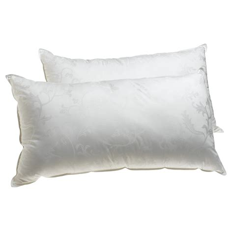 Fiber Filled Pillows by Deluxecomfort Supreme Plus Gel Fiber Filled Pillows