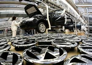 volkswagen germany headquarters why britain s economy is lagging behind in the recovery