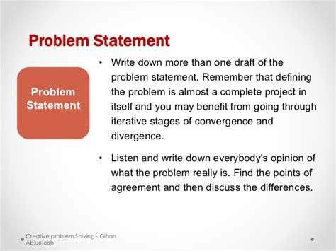 design problem meaning creative problem solving